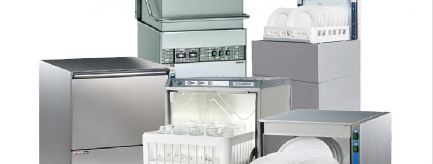 Aristarco Front Loading Commercial Dishwasher AF50.35