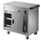 Lincat Panther 670 Series Hot Cupboard with Plain tops P6P2