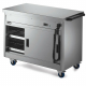 Lincat Panther 670 Series Hot Cupboard with Plain tops P6P3