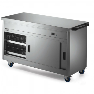 Lincat Panther 670 Series Hot Cupboard with Plain tops P6P4