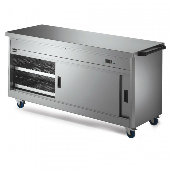 Lincat Panther 670 Series Hot Cupboard with Plain tops P6P5