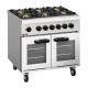Lincat Phoenix Gas Dual Fuel Oven Range 6 Burners PHDR01