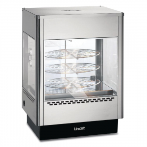 Lincat Pizza Warmer with Rotating Rack UM50D