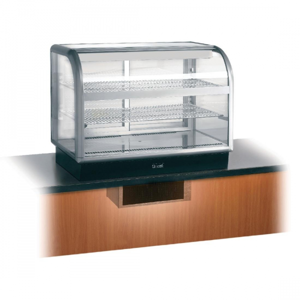 Lincat Seal 650 Refrigerated Back Service Merchandiser C6R/100BU