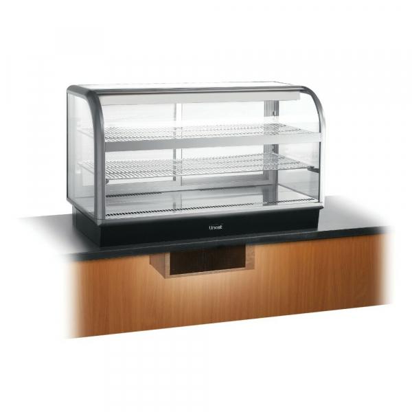 Lincat Seal 650 Refrigerated Back Service Merchandiser C6R/125BU