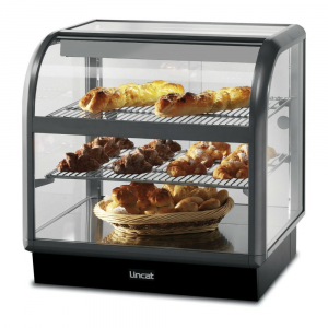 Lincat Seal 650 Series Counter-top Curved Front Ambient Merchandiser C6A/175B