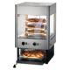 Lincat Seal Heated Double Door Merchandiser with Built In Oven UMO50D