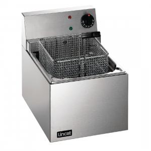 Lincat Single Tank Single Basket Countertop Electric Fryer LDF