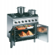 Lincat Silverlink 600 SLR9C 6 Burner Gas Oven Range