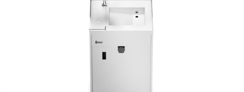 IMC Mobile Hot Water Hand Wash Station 20Ltr