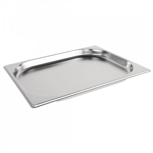 Vogue Gastronorn Pan 1/2 GN Full