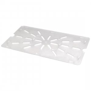 Vogue Drainer Plates for 1/1 Polycarbonate Gastronorm Pan