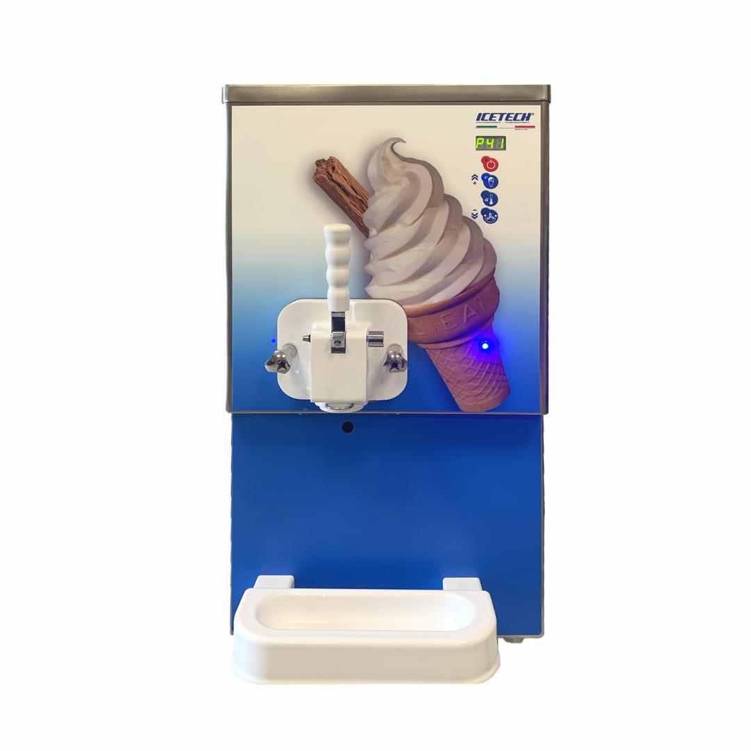 Icetech Soft Serve Ice Cream Machine